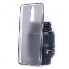 Huawei mate 10 lite dėklas Ultra Slim 0,3mm SILIKONINIS PILKAS