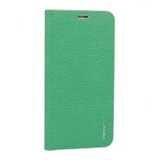 """Huawei mate 20 lite atverčiamas dėklas Vennus """"BOOK Z"""" žalias"""
