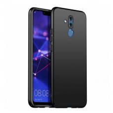 huawei mate 20 lite DĖKLAS X-LEVEL GUARDIAN SILIKONINIS 0,6MM juodas