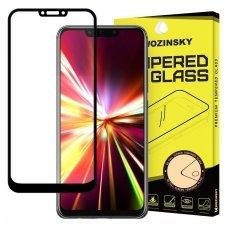 Xiaomi mi8 lite ekrano Apsauginis grūdintas stikliukas Wozinsky Tempered Glass Full Glue Case friendly juodais kraštais