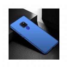 Huawei mate 20 x dėklas X-LEVEL GUARDIAN silikonas mėlynas