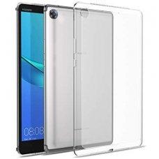 Huawei mediapad M5 8 (8.4 coliai) dėklas silkonins permatomas