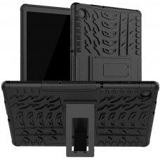 Lenovo Tab M10 Plus X606 dėklas Shock-Absorption juodas