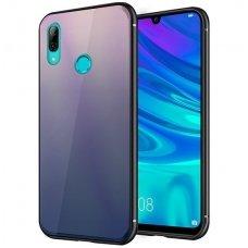 """Huawei honor 10 lite Dėklas """"Aurora""""  rudas-juodas"""