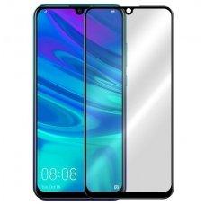 HUAWEI P SMART 2019 ekrano apsauga 3D full glue pilnai dengianti visą ekraną juodais kraštais