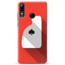 "Huawei P Smart 2019 TPU dėklas unikaliu dizainu 1.0 mm ""u-case Airskin Ace design"""