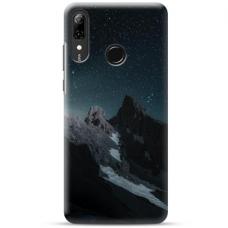 "Huawei P Smart 2019 TPU dėklas unikaliu dizainu 1.0 mm ""u-case Airskin Mountains 1 design"""