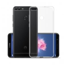 huawei p smart DĖKLAS MERCURY JELLY CLEAR PERMATOMAS 0,6MM