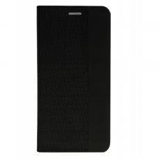 Huawei P smart pro atverčiamas dėklas Vennus SENSITIVE book juodas
