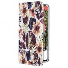 Huawei P smart z atverčiamas dėklas SMART TRENDY Autumn Flowers