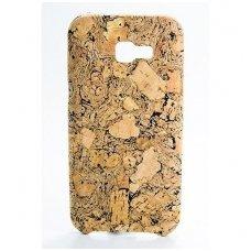 """SAmsung Galaxy A5 2017 dėklas iš kamštinės medžiagos """"Cork"""""""