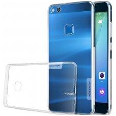 Huawei P10 lite dėklas Nillkin Nature permatomas 0,6 mm TPU