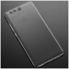 Huawei honor 9 dėklas Skaidrus 0,3mm SILIKONINIS