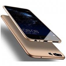 Huawei P10 PLUS dėklas X-LEVEL GUARDIAN silikonas aukso spalvos