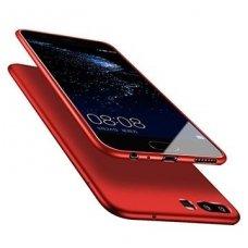 Huawei P10 PLUS dėklas X-LEVEL GUARDIAN silikonas RAUDONAS