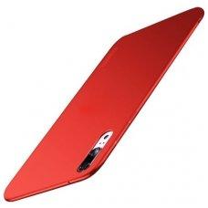 Huawei P20 dėklas X-LEVEL GUARDIAN 0,6 mm silikonas raudonas