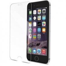 iPhone 7 Plus lenktas skaidrus 5D grūdintas apsauginis stiklas UV glue