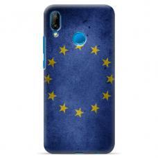 "Huawei P20 Lite TPU dėklas unikaliu dizainu 1.0 mm ""u-case Airskin EU design"""