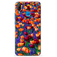 "Huawei P Smart 2019 TPU dėklas unikaliu dizainu 1.0 mm ""u-case Airskin Nature 2 design"""
