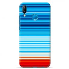 "Huawei P Smart Z TPU dėklas unikaliu dizainu 1.0 mm ""u-case Airskin Pattern 2 design"""