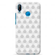 "Huawei P Smart 2019 TPU dėklas unikaliu dizainu 1.0 mm ""u-case Airskin Pattern 5 design"""