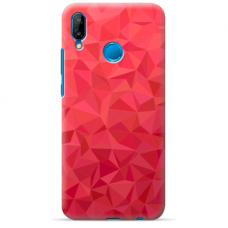 "Huawei P Smart Z TPU dėklas unikaliu dizainu 1.0 mm ""u-case Airskin Pattern 6 design"""