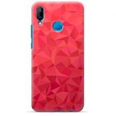 "Huawei P Smart 2019 TPU dėklas unikaliu dizainu 1.0 mm ""u-case Airskin Pattern 6 design"""
