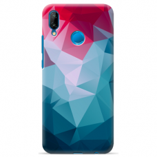 "Huawei P Smart 2019 TPU dėklas unikaliu dizainu 1.0 mm ""u-case Airskin Pattern 8 design"""