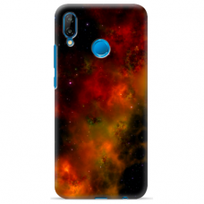 "Huawei P Smart 2019 TPU dėklas unikaliu dizainu 1.0 mm ""u-case Airskin Space 1 design"""