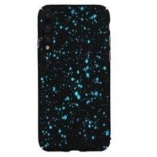 Huawei P20 pro dėklas SPLASH TPU su mėlynais taškeliais