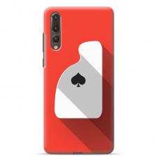 "Huawei P20 Pro TPU dėklas unikaliu dizainu 1.0 mm ""u-case Airskin Ace design"""