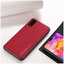 Huawei P30 pro Dėklas X-Level Exquisite raudonas