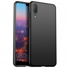 Huawei P30 pro dėklas X-LEVEL GUARDIAN 0,6 mm silikonas juodas