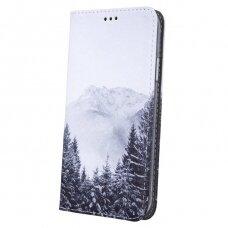 Iphone 7 / 8 atverčiamas dėklas smart trendy Kalnai