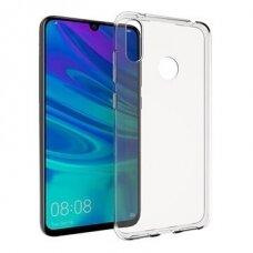Huawei y9 2019 dėklas X-LEVEL Antislip silikonas permatomas