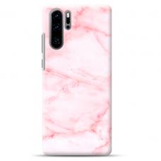 "Huawei P30 pro TPU DĖKLAS UNIKALIU DIZAINU 1.0 MM 1.0 mm ""u-case airskin Marble 5 design"""