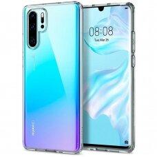 akcija! Huawei P30 Pro Spigen Ultra Hybrid Crystal Clear skaidrus