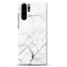"Huawei P30 pro TPU dėklas unikaliu dizainu 1.0 mm ""u-case Airskin Marble 6 design"""
