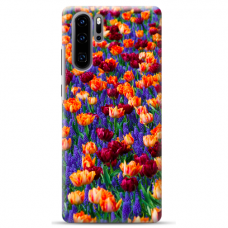 "Huawei P30 pro TPU dėklas unikaliu dizainu 1.0 mm ""u-case Airskin Nature 2 design"""