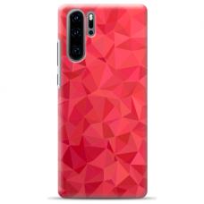 "Huawei P30 pro TPU dėklas unikaliu dizainu 1.0 mm ""u-case Airskin Pattern 6 design"""