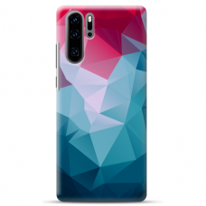 "Huawei P30 pro TPU dėklas unikaliu dizainu 1.0 mm ""u-case Airskin Pattern 8 design"""