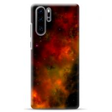"Huawei P30 pro TPU dėklas unikaliu dizainu 1.0 mm ""u-case Airskin Space 1 design"""