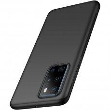 Huawei p40 Dėklas REMAX matinis, juodas