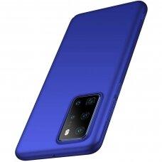 Huawei p40 Dėklas REMAX matinis, mėlynas