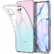 Huawei p40 lite Dėklas REMAX PROTECTIVE skaidrus