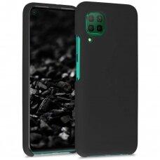 Samsung Galaxy A12 dėklas Vennus Silicone Lite juodas