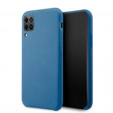 Huawei P40 lite dėklas Vennus silicone lite mėlynas