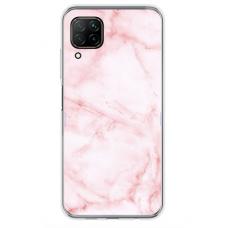 "Huawei P40 Lite TPU DĖKLAS UNIKALIU DIZAINU 1.0 MM 1.0 mm ""u-case airskin Marble 5 design"""