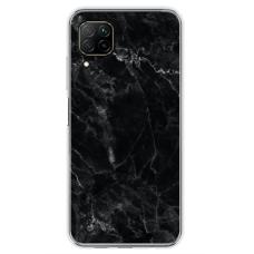 "Huawei P40 Lite TPU dėklas unikaliu dizainu 1.0 mm ""u-case Airskin Marble 4 design"""