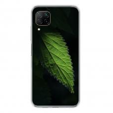 """Huawei P40 Lite TPU dėklas unikaliu dizainu 1.0 mm """"u-case Airskin Nature 1 design"""""""
